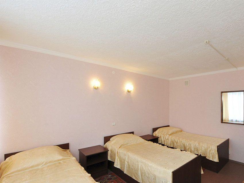Гостиница Турист Волгоград - фото номера, цена проживания