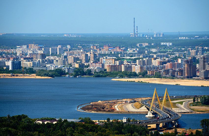 Город Казань где остановиться
