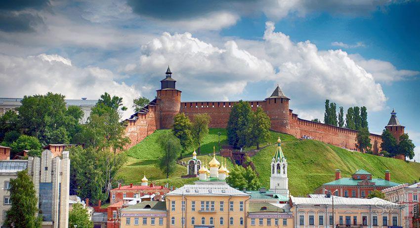 Нижний Новгород где остановиться