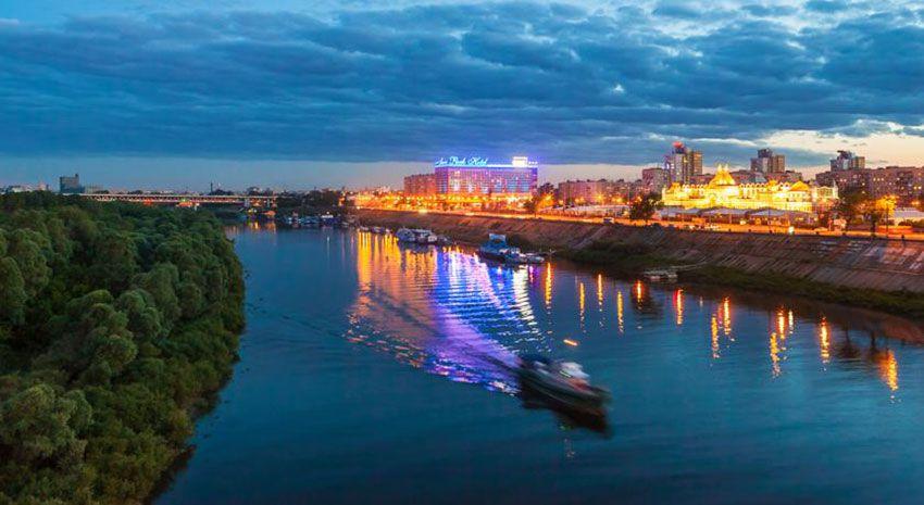 Нижний Новгород гостиницы, отели