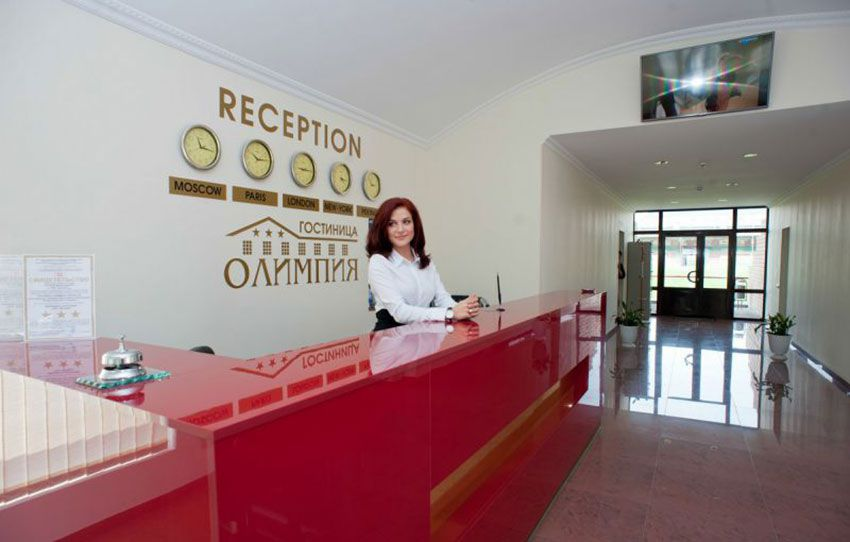 Гостиница Олимпия в Волгограде - цена проживания