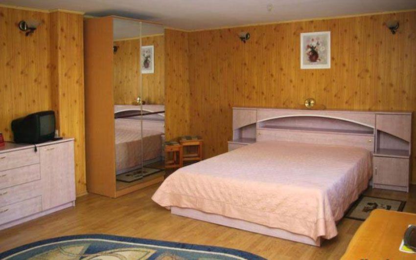 Олимпия Волгоград - фото номера в гостинице