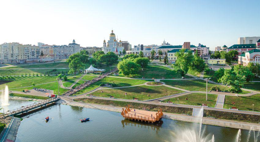 Саранск - город резидент ЧМ-2018