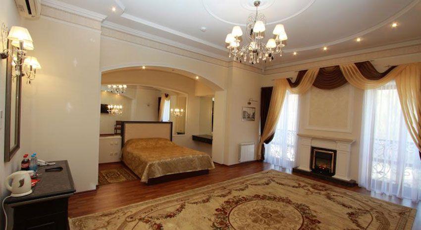 Старый Сталинград гостиница - фото номера
