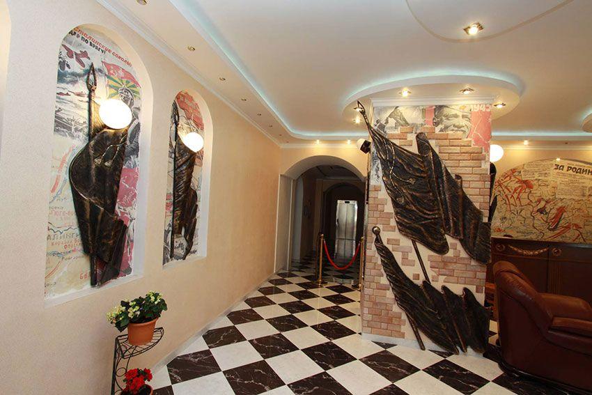 Гостиница Старый Сталинград в Волгограде - цена проживания