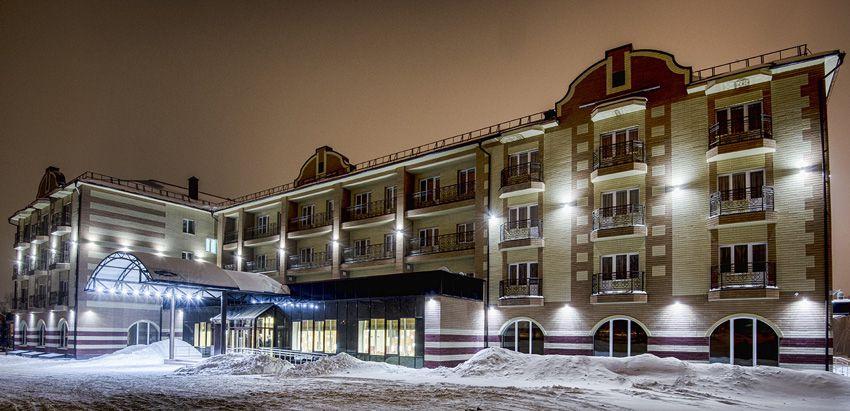 Отель Адмирал в Саранске - фото
