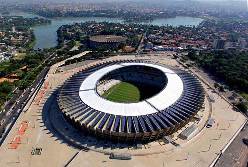 ЧМ по футболу в Нижнем Новгороде - фото стадиона