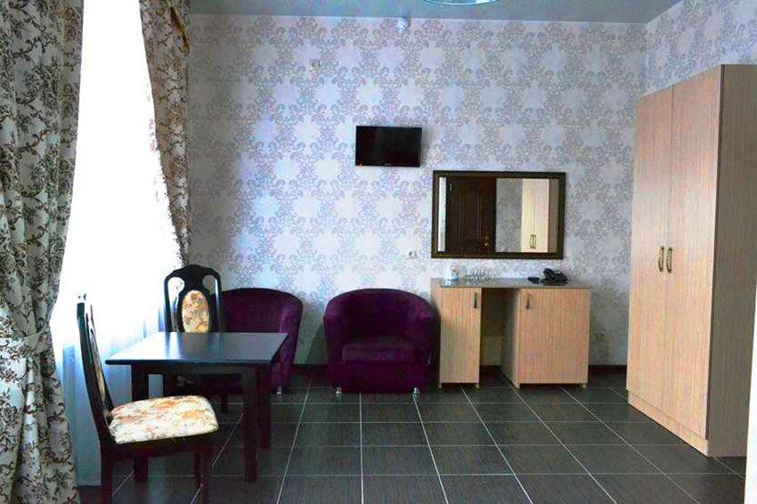 Франт отель пер. Университетский 64