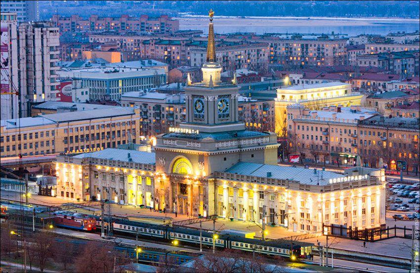 Где остановиться в Волгограде