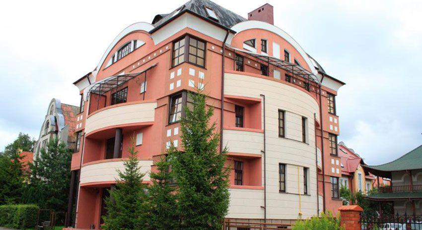 Гостевой дом Альбертина Калининград