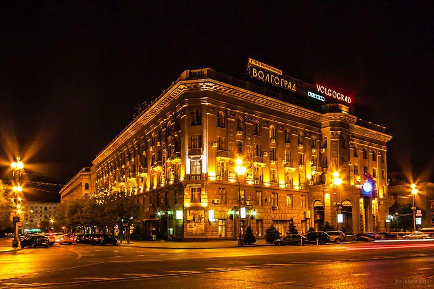 Гостиница Волгоград в Волгограде - фото