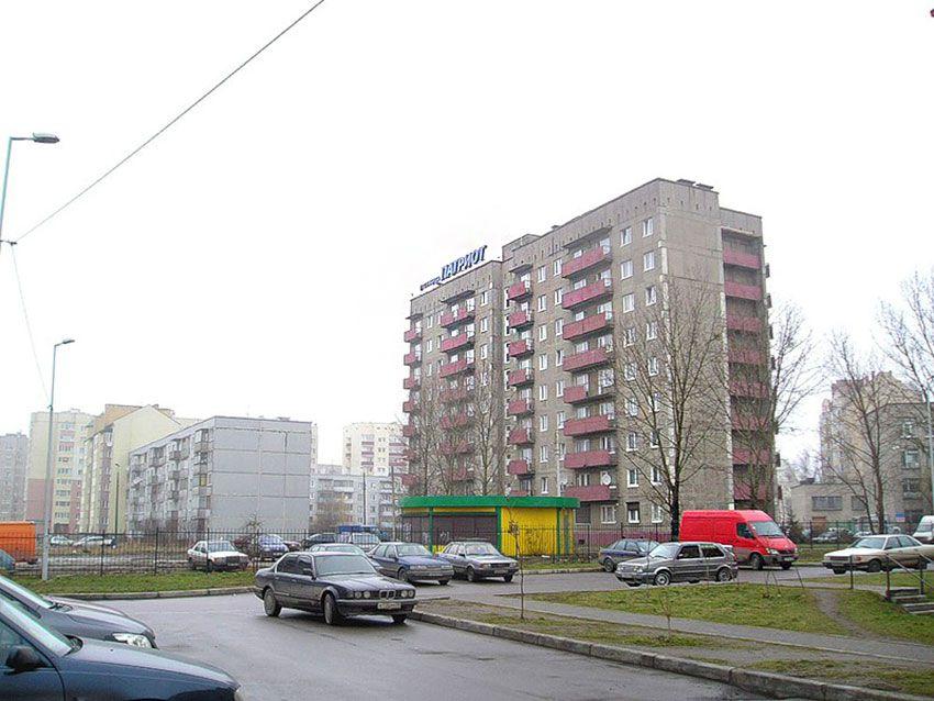 Гостиница Патриот в Калининграде