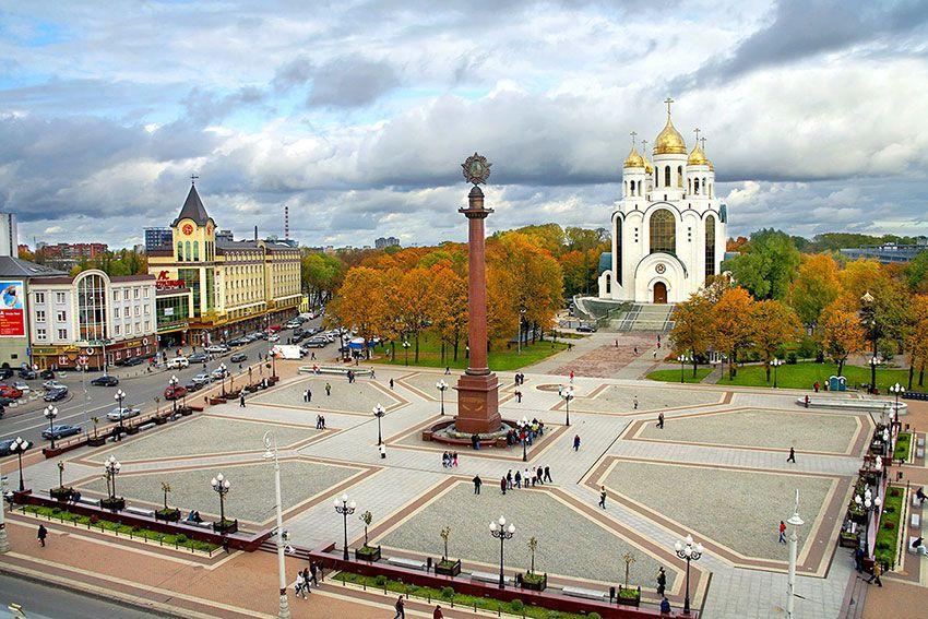 Калининград недорогие гостиницы