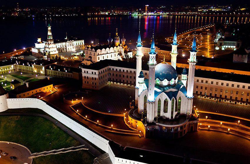 Казань где переночевать
