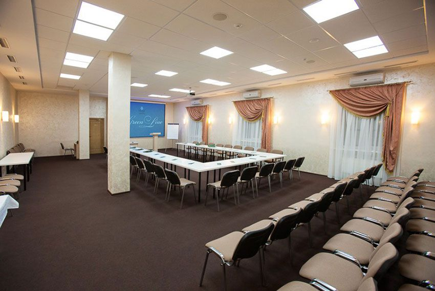 Конференц-зал гостиница Грин Лайн