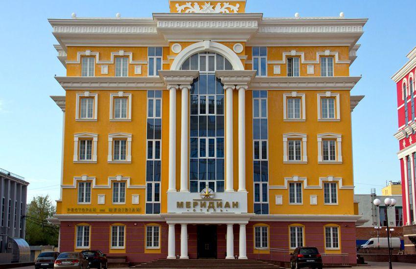 Отель Меридиан в Саранске - фото