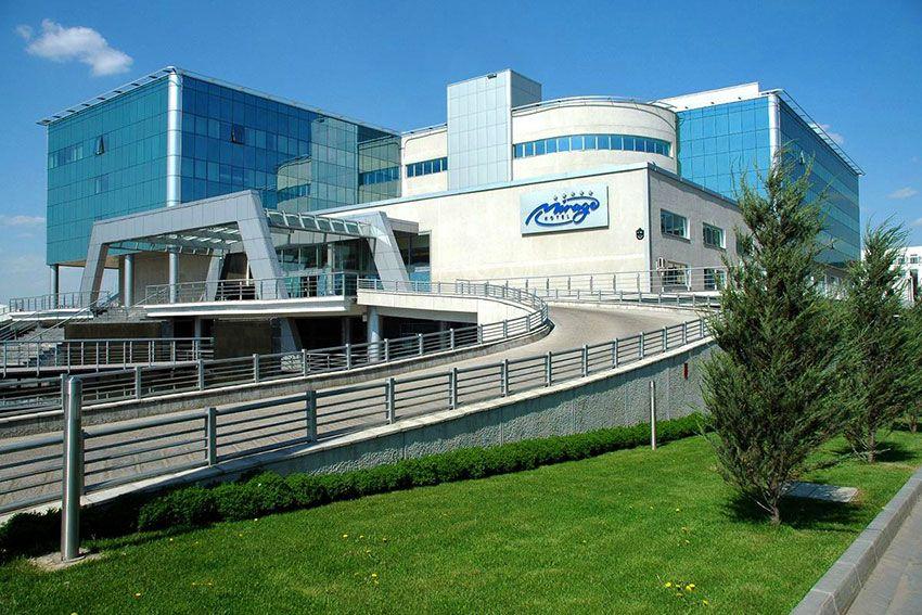 Отель Мираж в Казани
