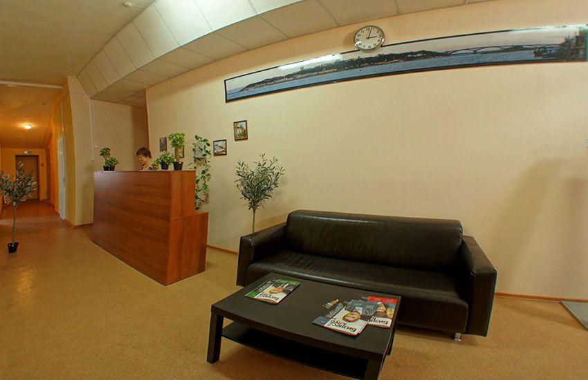Отель Набережный Нижний Новгород