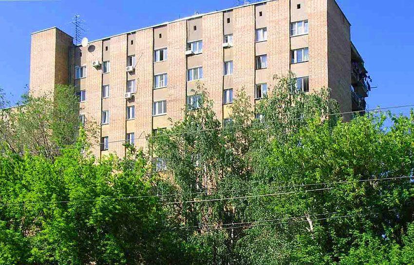 Партизанская 62 гостиница Самары