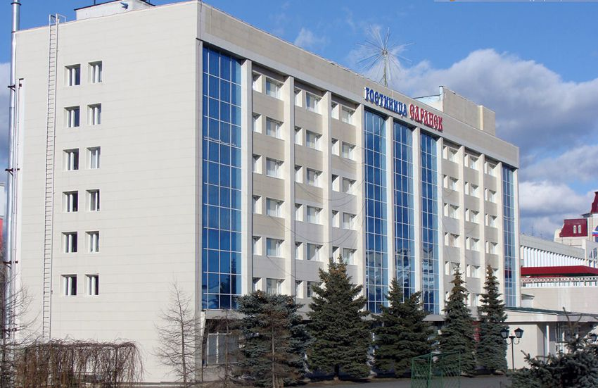 Гостиница Саранск - фото