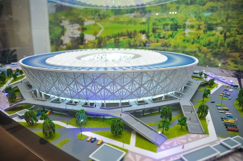 Фото стадиона Волгоград Арена