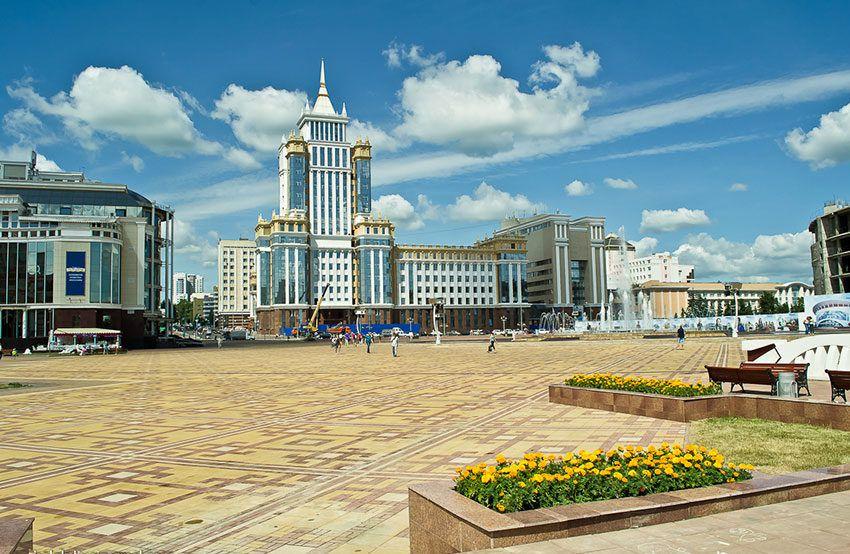 Саранск готовится к ЧМ 2018