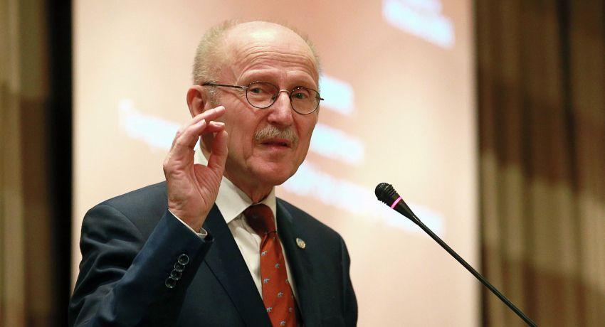 Вилфрид Лемке советник генсека ООН