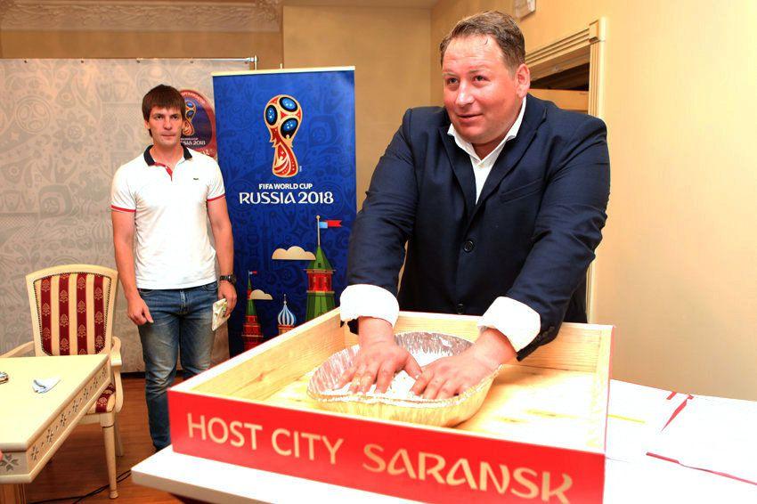 Станислав Дужников - посол Саранска