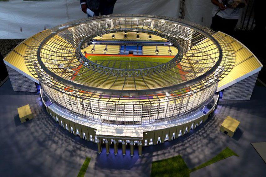 Екатеринбург арена описание стадиона