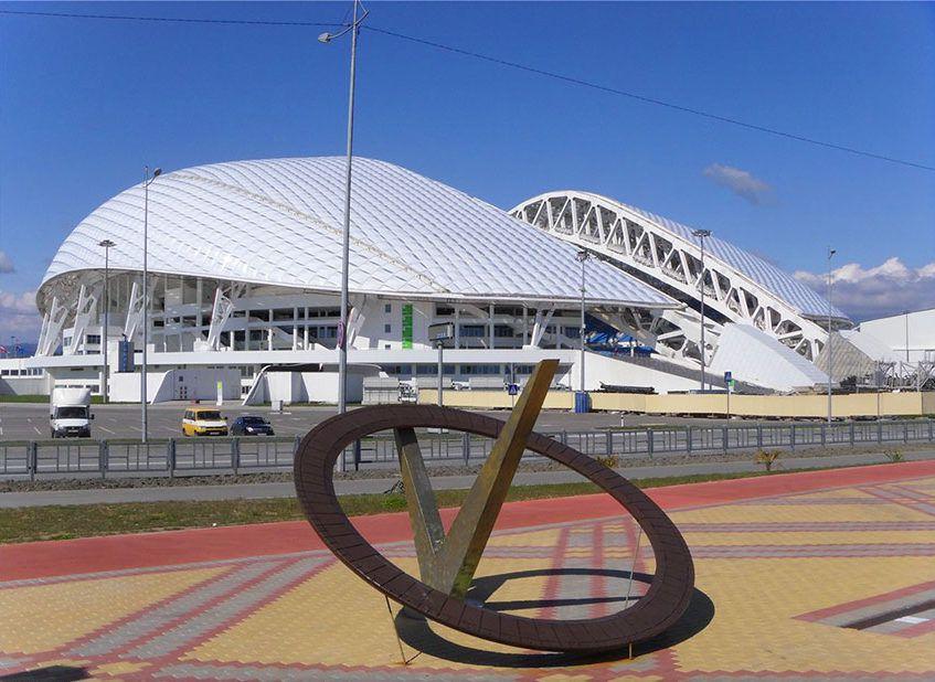 Где находится стадион в Сочи к ЧМ по футболу 2018 года