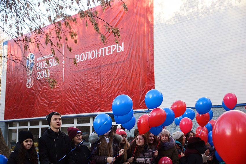 Казань готовится к ЧМ 2018