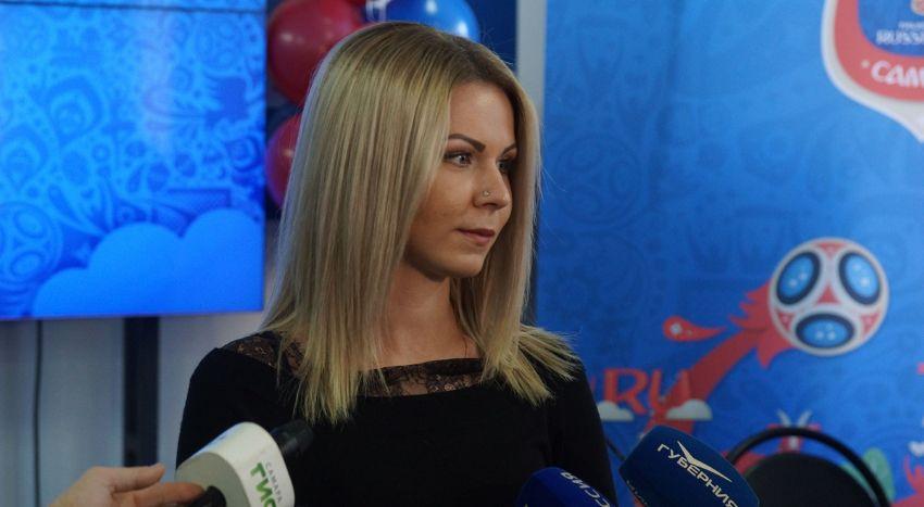 Николь Родомакина посол Самары