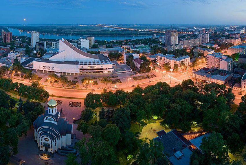 Ростов-на-дону готовится к ЧМ 2018