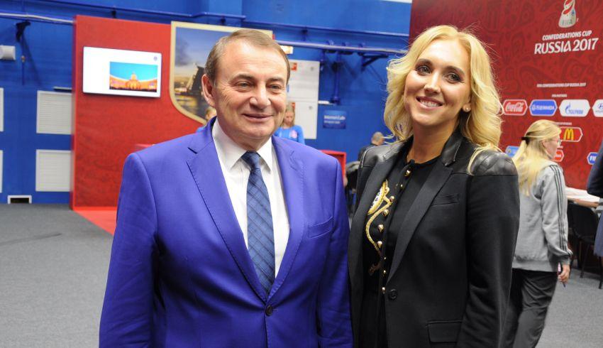 Елена Веснина посол ЧМ-2018 в Сочи