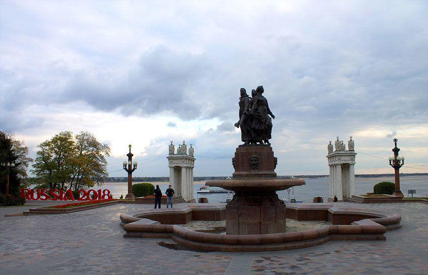 Волгоград готовится к ЧМ 2018