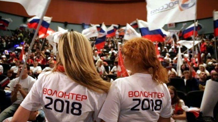 Волонтеры в Ростове на Дону