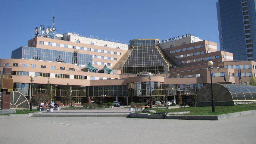 Гостиницы в Екатеринбурге: Атриум Палас Отель - фото