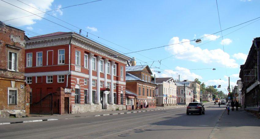 Ильинская улица, Нижний Новгород