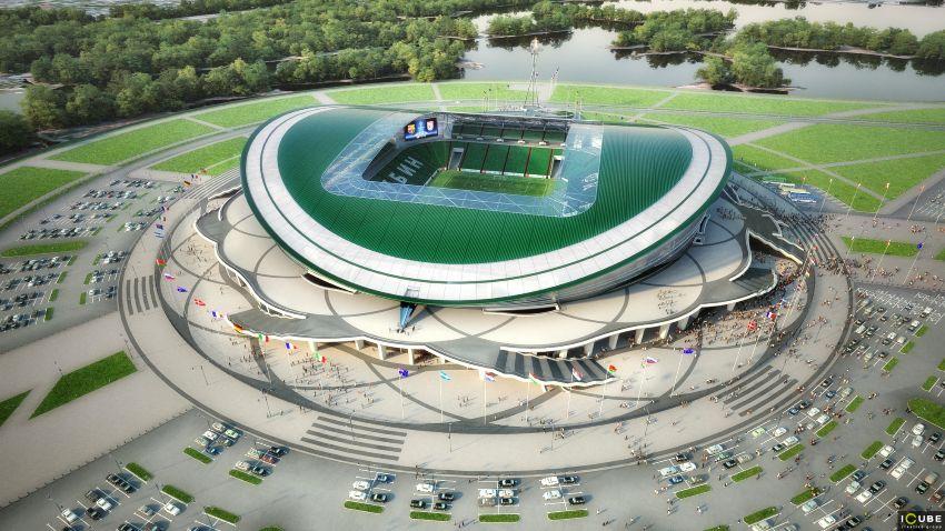 фото стадиона Казань-Арена