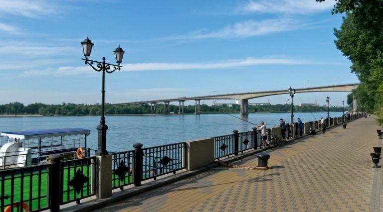город белгород покажи по картинки улица набережная магазинов Ростова-на-Дону