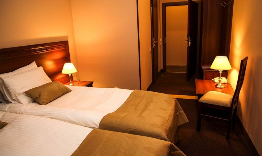 Отель Аркада