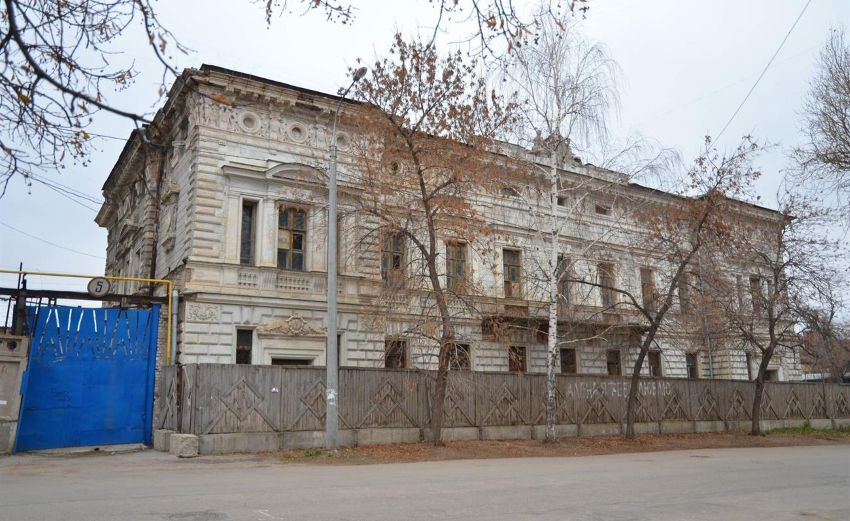 Дом губернатора, Самара