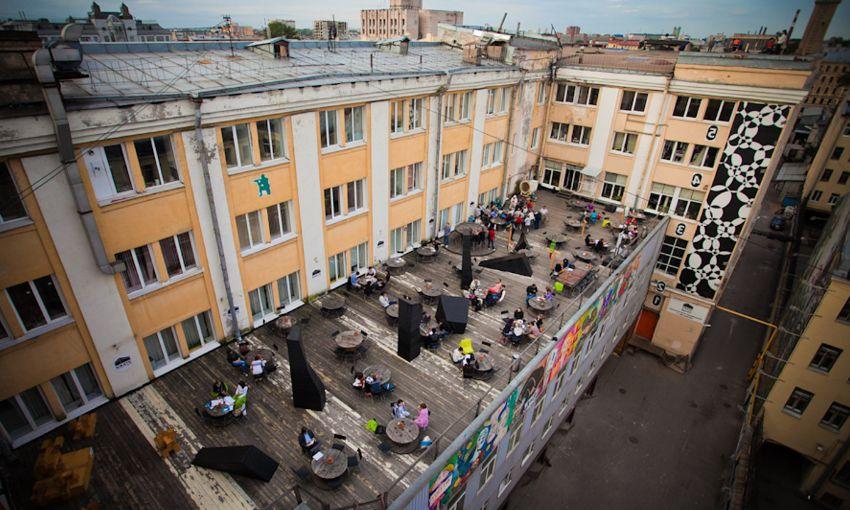 Локейшн хостел в СПб