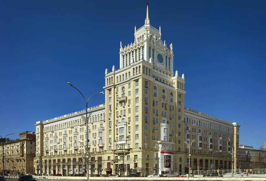 "Гостиница ""Пекин"", Москва"