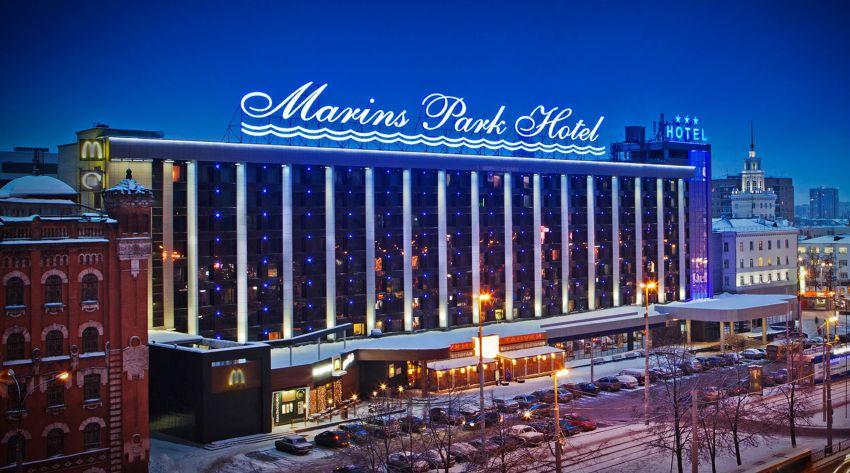 Гостиницы с завтраком Екатеринбург