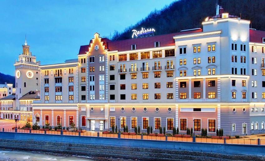 Гостиницы в Сочи - адреса, фото