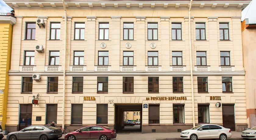 Отель 365 в СПб