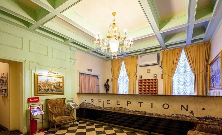 Отель Невский Гранд в Санкт-Петербурге - фото