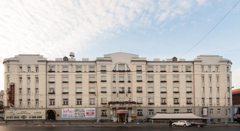 Отель Центральный
