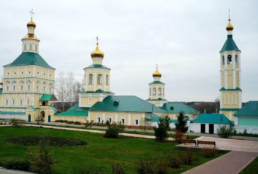 Иоанно-Богословский монастырь, Саранск